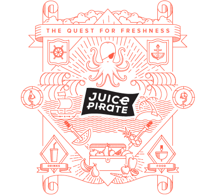 branding and SEO website copywriting services for LA juice bar